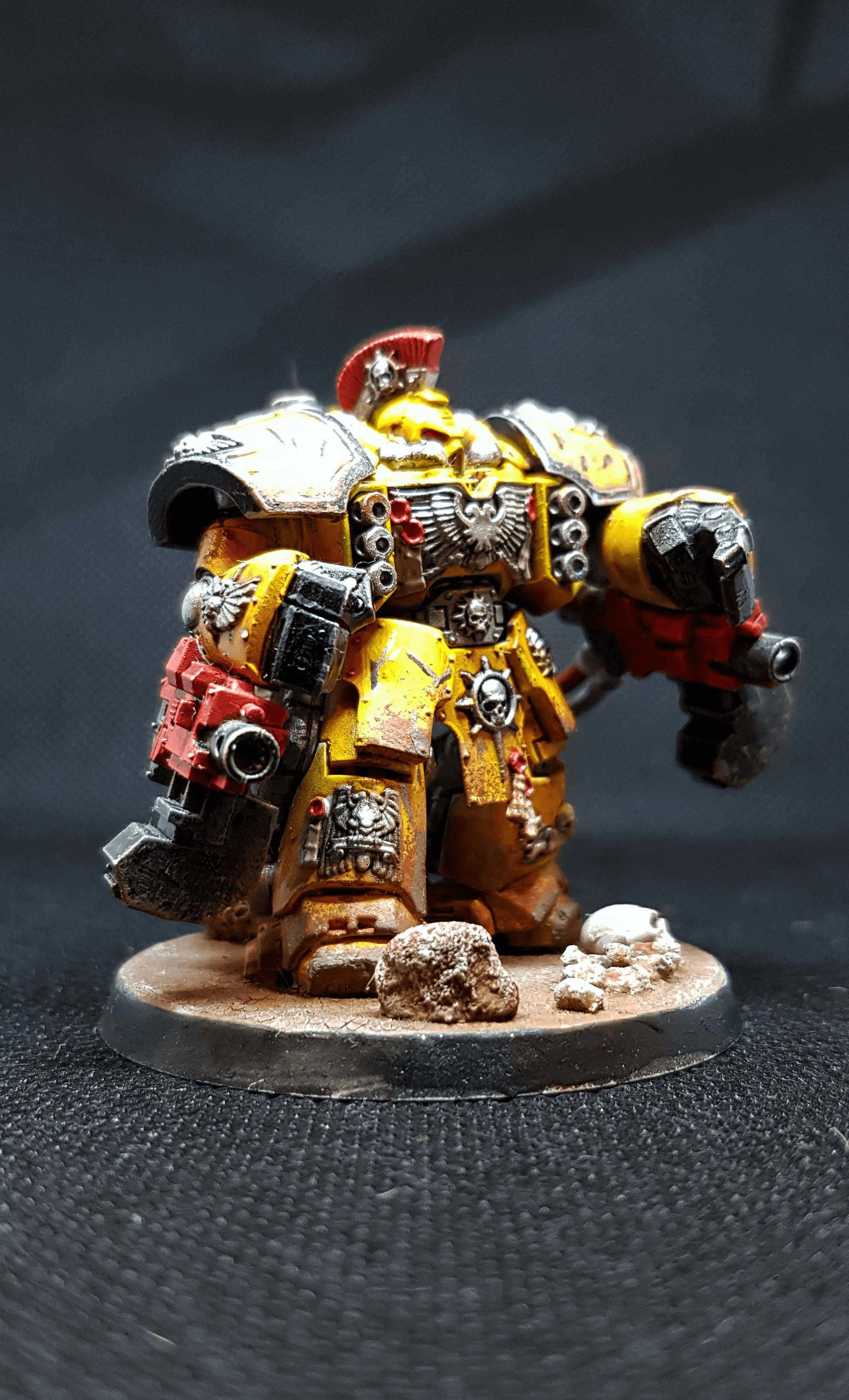 Devastation Squad, Imperial Fists Centurions